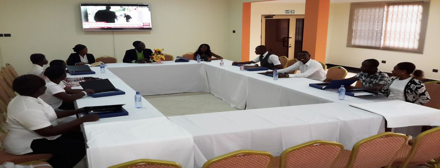 A CONDUCIVE ENVIRONMENT FOR BUSINESS & LEISURE MEETINGS